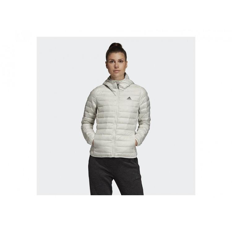 Adidas dámska bunda W Varilite Ho J dz1490 rawwht