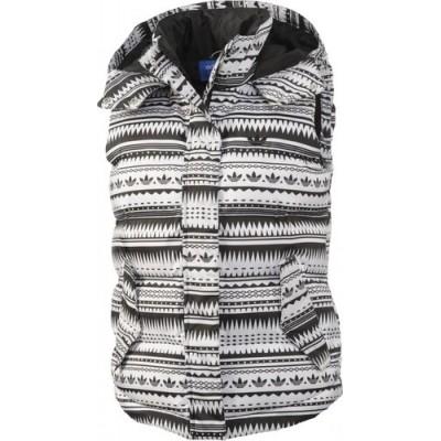 Adidas Originals dámska vesta Ls Tribal G83513 runnwhite black