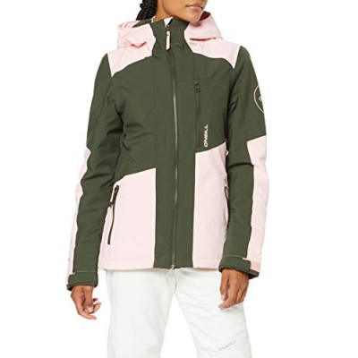 O´neill dámska bunda PW Cascade Jacket Perform Women strawberry cream 8P5042