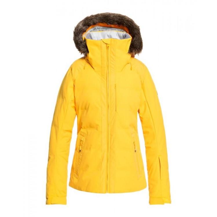 Roxy dámska bunda Clouded golden rod erjtj03284-ykk0