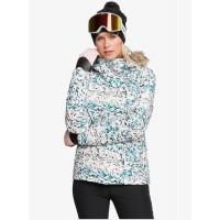 Roxy dámska bunda Jet Ski bright white izi serjtj03265