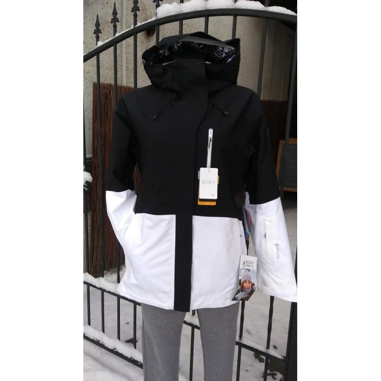 Roxy dámska bunda Gore-Tex Stretch Haze JK erjtj03256 true black