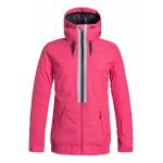 Roxy dámska lyžiarska/snowboardová bunda Valley Roxy ERJTJ03021 ružová
