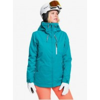 Roxy dámska lyžiarska/snowboardová bunda Presence Parka erjtj03269 ocean depth modrá
