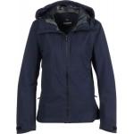 Dámska bunda Adidas Terrex Swift Rain DT4176 modrá