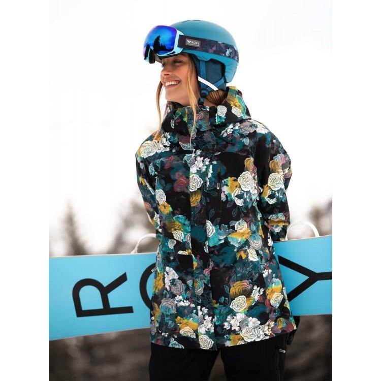 Roxy dámska bunda Gore-Tex Stretch Haze sammy erjtj03256