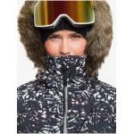 Roxy dámska bunda Snowstorm true black izi erjtj03257
