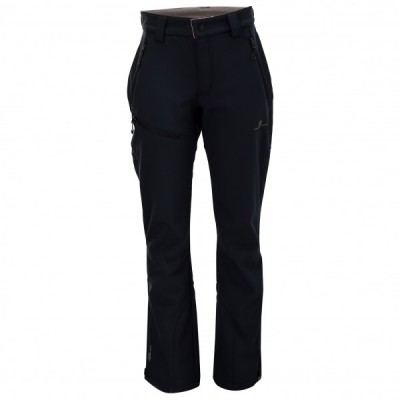 2117 of Sweden dámske softshellové nohavice Balebo 7629952 black čierne