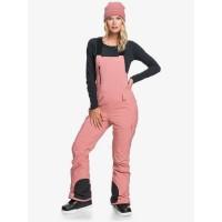 Dámske lyžiarske/snowboardové nohavice Roxy GORE-TEX® Stretch Prism serjtp03113 dusty rose ružové