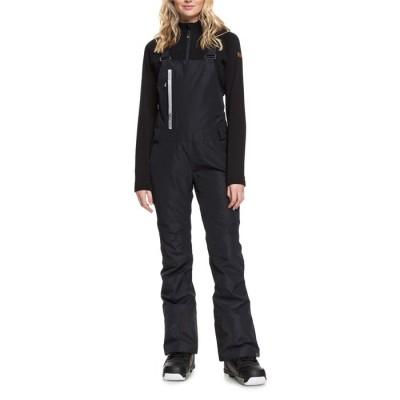 Dámske lyžiarske/snowboardové nohavice Roxy GORE-TEX® Stretch Prism serjtp03113 true black čierne