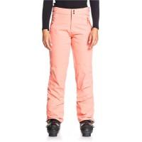 Dámske lyžiarske/snowboardové nohavice Roxy Montana srjetp03115 červené coral