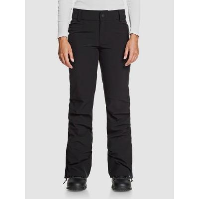 Dámske lyžiarske/snowboardové nohavice Roxy Creek Shell serjtp03123 čierne