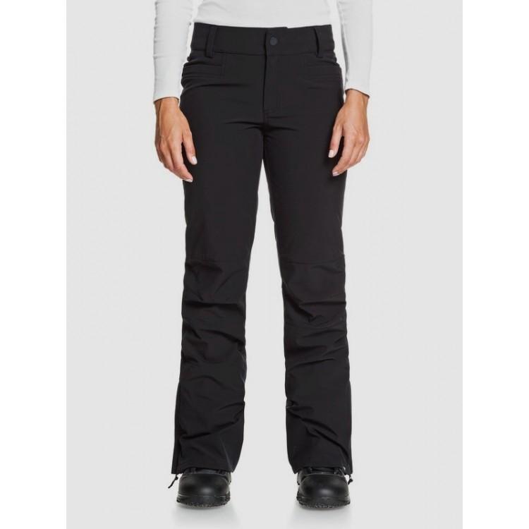 Dámske lyžiarske/snowboardové nohavice Roxy Creek Shell erjtp03123 čierne