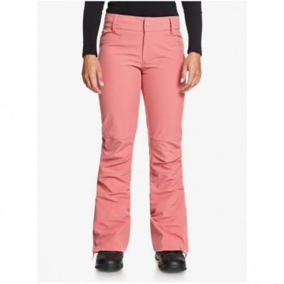 Dámske lyžiarske/snowboardové nohavice Roxy Creek Shell serjtp03123 ružové
