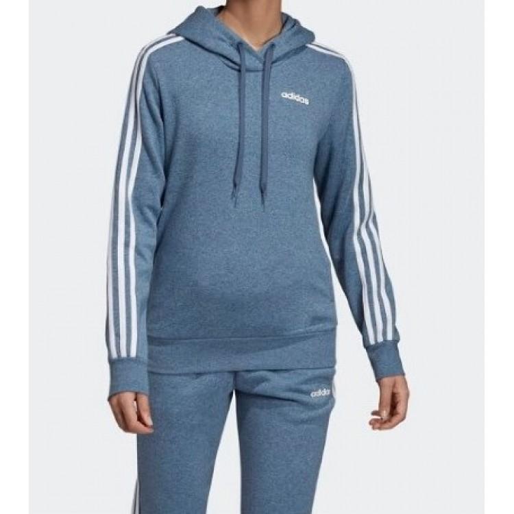Dámska mikina Adidas Essentials Fleece EI0707 modrá