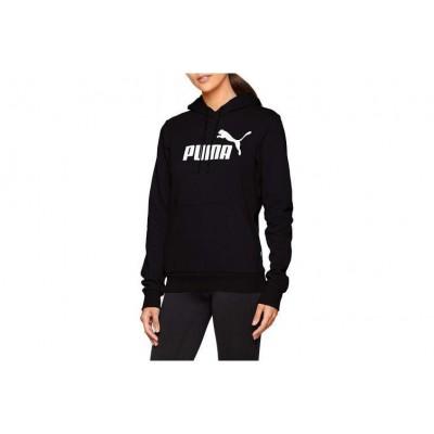 Dámska mikina Puma Essentials Fleece Hoody 851797-01čierna