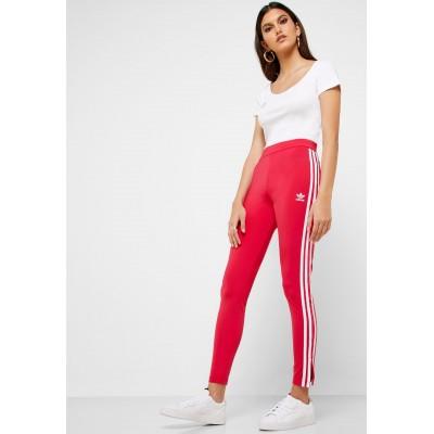 Legíny Adidas Adicolor 3-stripes ED4757 ružové