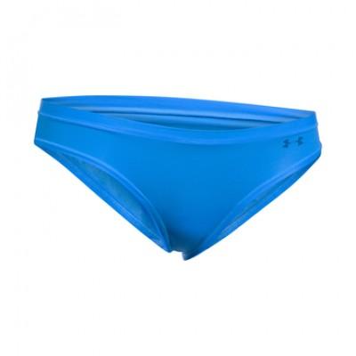 Under Armour spodné bikiny Pure Stretch Sheer Bikini 1290947-983 blue