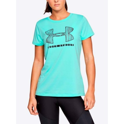 Dámske tričko Under Armour 1328900-361 mentolová