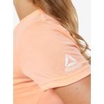Dámske tričko Reebok Speedwick ED0509 oranžové