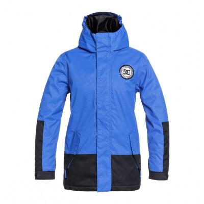 DC chlapčenská bunda Blockade lolite blue sadbtj03002