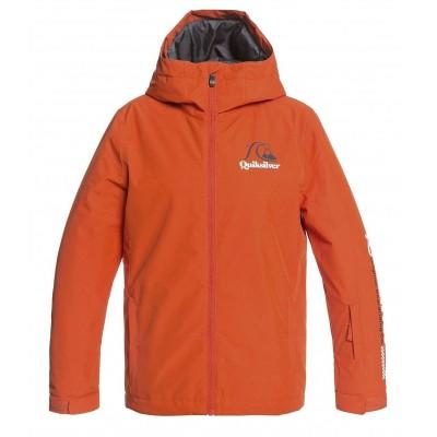 Quiksilver chlapčenská bunda In The Hood pureed pumpkin seqbtj03121