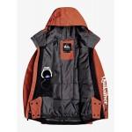 Quiksilver chlapčenská bunda In The Hood pureed pumpkin eqbtj03121