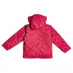 Roxy dievčenská bunda Mini Jetty Teenie jazzy primary school erltj03016