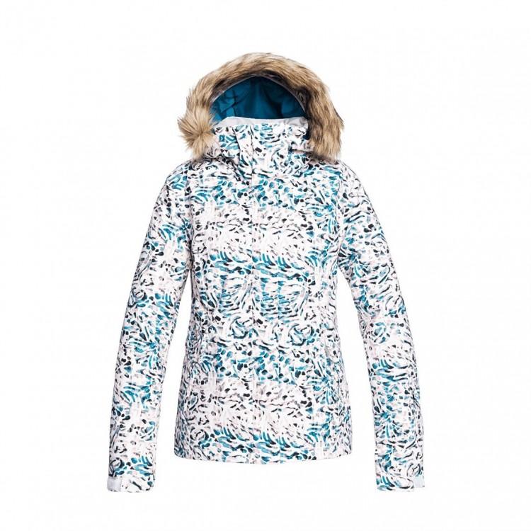 Roxy dievčenská bunda Jet Ski bright white izi ergtj03104