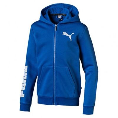 Puma chlapčenská mikina KA Sweat FLS 58032539 galaxy blue