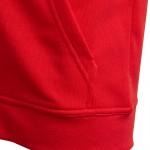 Chlapčenská mikina Adidas Performance JB A AAC FZ HD fm4837 červená