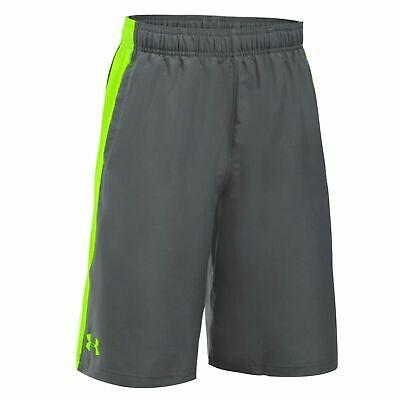 Under Armour UA detské chlapčenské kraťasy Boys Impulse Woven Shorts 1291595-040