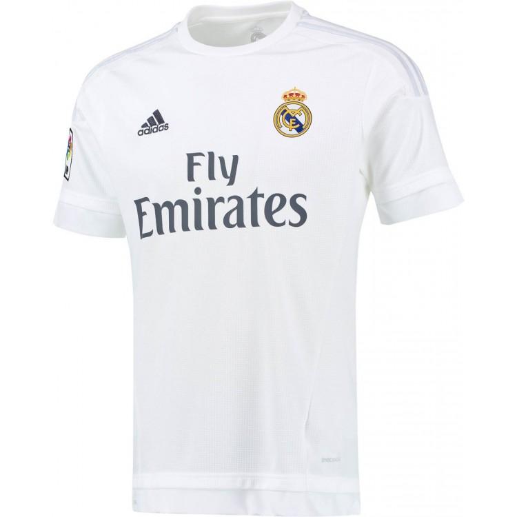 Adidas detský futbalový dres Real Madrid Youth S12659