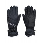 Roxy dámske lyžiarske/snowboardové rukavice Jetty Solid Gloves erjhn03165 true black čierne