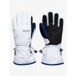 Roxy dámske lyžiarske/snowboardové rukavice Premiere Snow gloves SERJHN03153 bright white biele
