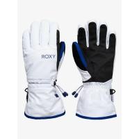 Roxy dámske lyžiarske/snowboardové rukavice Premiere Snow gloves erjhn03153 bright white biele