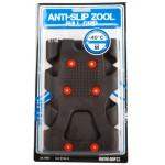 Winter-Grip gumové cvočky s protišmykovou úpravou Anti-Slip zool 0947-ZWR čierne