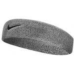 Nike čelenka Swosh Headband nnn070510s sivá