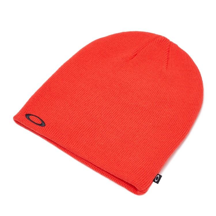 Čiapka pánska Oakley Fine Knit Beanie 91099A4A5 poppy red červená