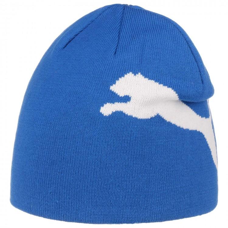 Detská čiapka Puma KIDS BIG CAP 842941 03 modrá