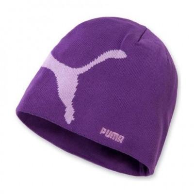 Detská čiapka Puma KIDS BIG CAP 842941 06 fialová