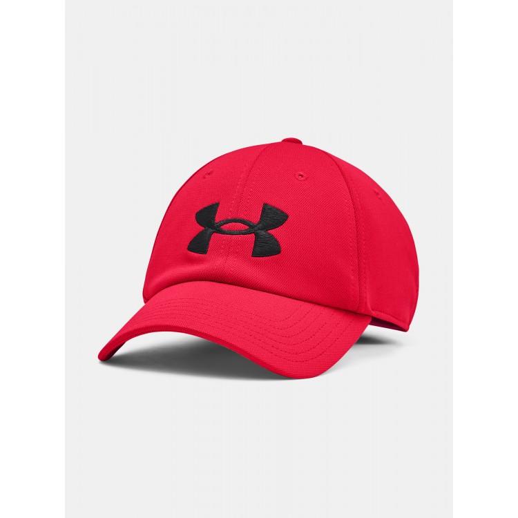 Šiltovka Under Armour UA Blitzing Adj Hat 1361532 601 červená