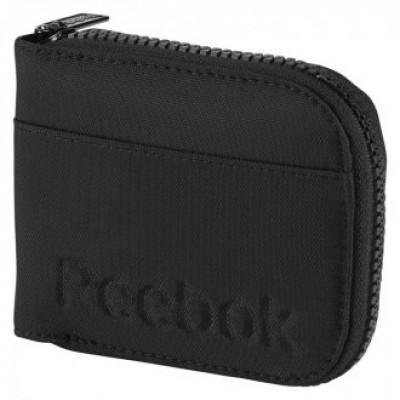 Reebok peňaženka Le U Wallet AJ5934 čierna