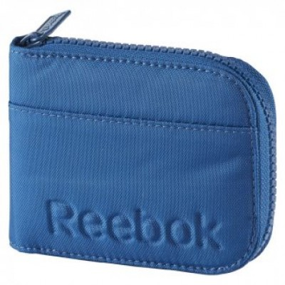 Reebok peňaženka Le U Wallet AY0187 modrá