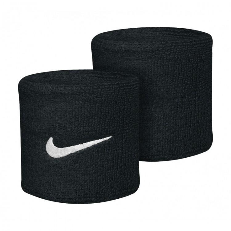 Potítka Nike Swoosh Wristbands čierna