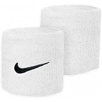 Potítka Nike Swoosh Wristbands biela