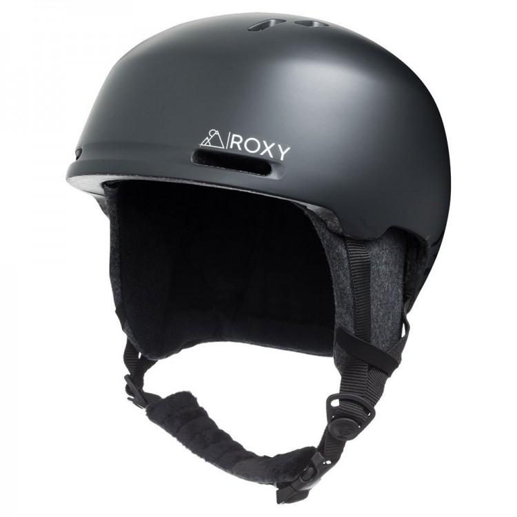 Dámska prilba Roxy Kashmir serjtl03050 čierna