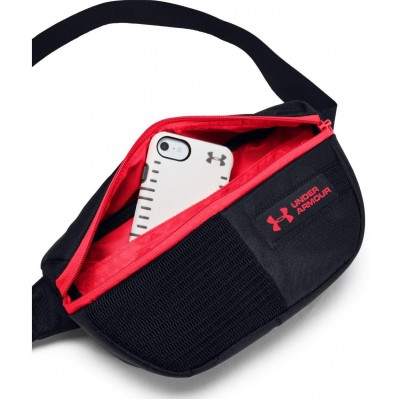 Ľadvinka Under Armour UA Waist Bag 1330979-002 čierna