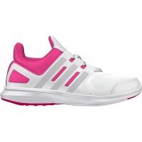Adidas Hyperfast 2.0 K AQ3877 biela/ružová