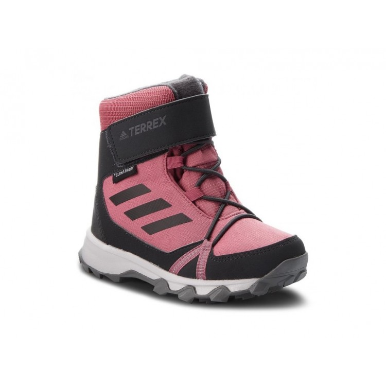 Adidas Terrex Snow AC7965 ružová/čierna